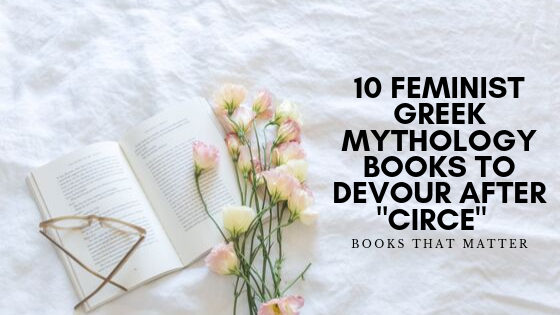 10 Feminist Greek Mythology Books
